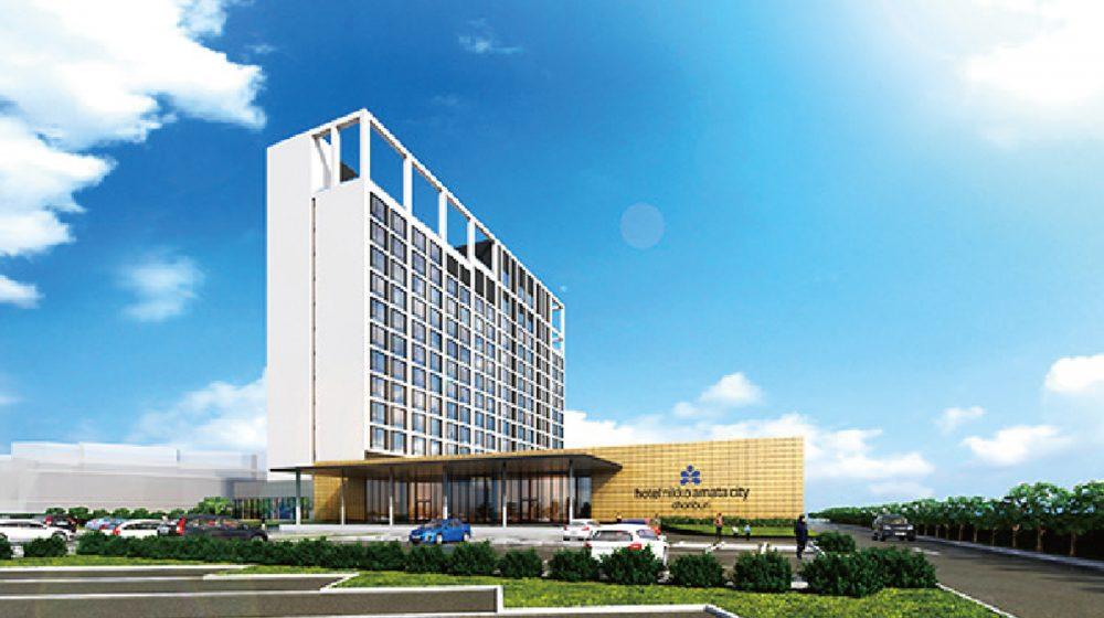 「ホテル・ニッコー・アマタシティ チョンブリ」2021年に開業