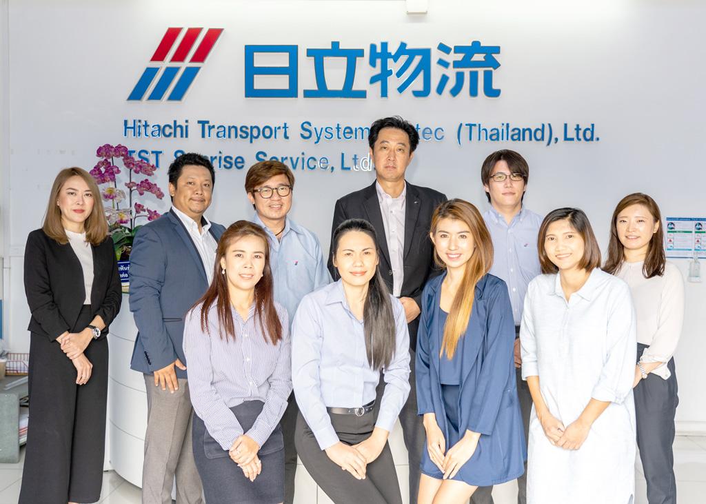 กลุ่มทีมงานผู้เชื่อมต่อประเทศไทยกับภูมิภาค ASEAN และทั่วโลก