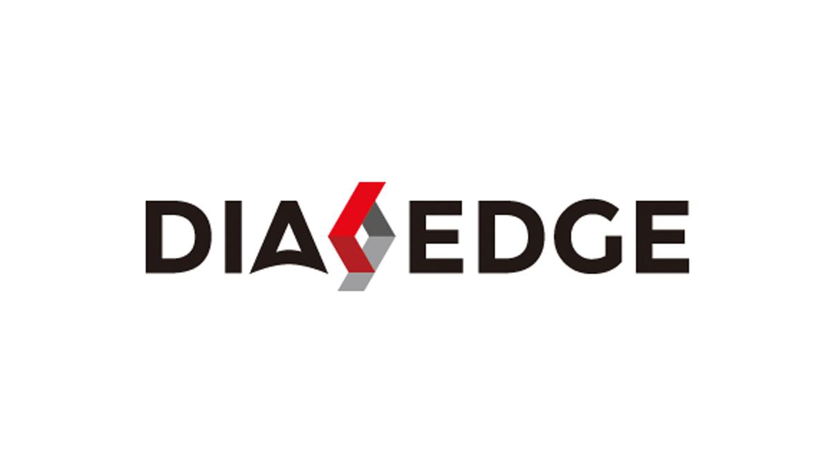 最先端技術の粋を集めた三菱マテリアル社の「ダイヤエッジ」ブランド