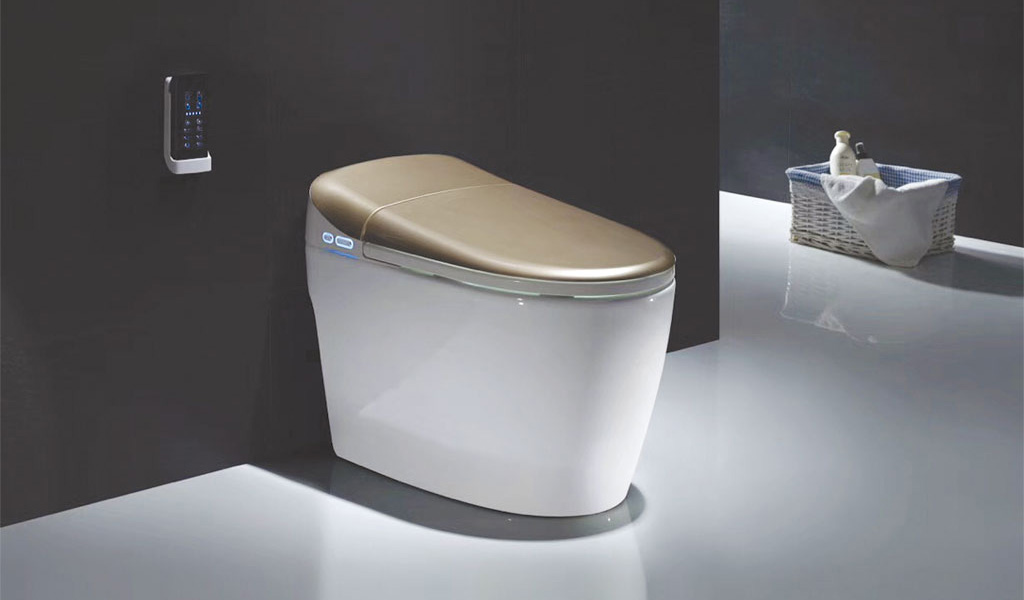 """""""Beau Showerlet"""" ฝารองนั่งชำระล้างด้วยน้ำอุ่นที่มีความปลอดภัย ออกแบบโดยชาวญี่ปุ่น"""