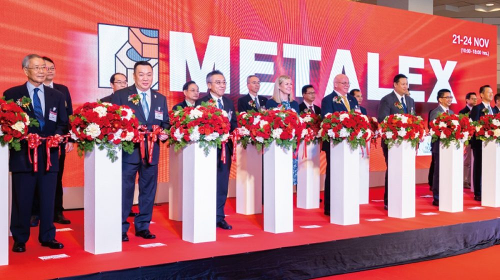 METALEX2018「アセアン最大級の機械見本市」活況で幕閉じる