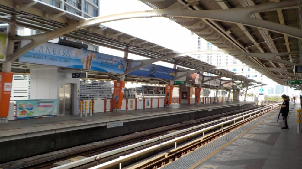 BTSカセサート大学駅以北の延伸区間4月24日に試験開通
