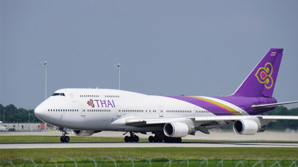 タイ航空、中国・韓国などからの搭乗者に診断書提出を義務化