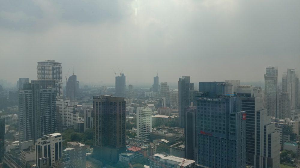 PM2.5で入院の患者、都内だけで3.9万人に