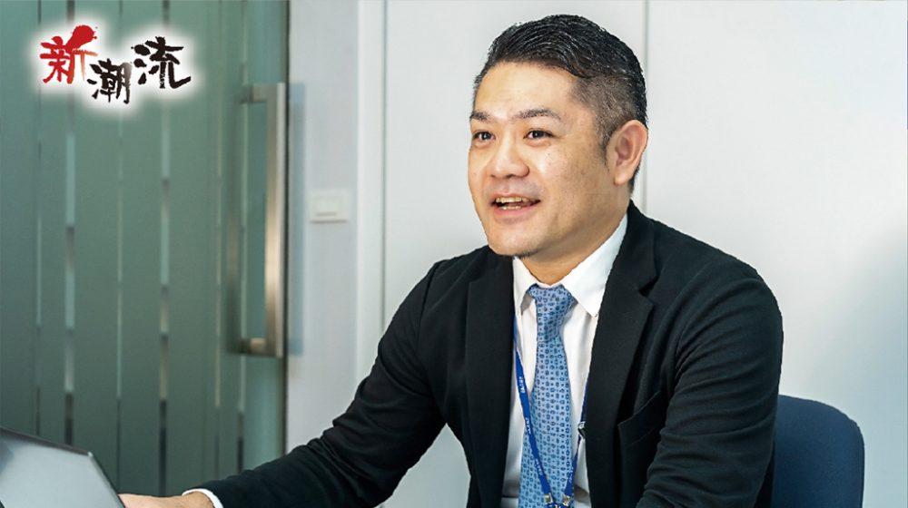 NTT DATA Management Center 「อยากจะมีความเชี่ยวชาญเฉพาะด้านเพื่อใช้ในระดับโลก」 Morosumi Masaki