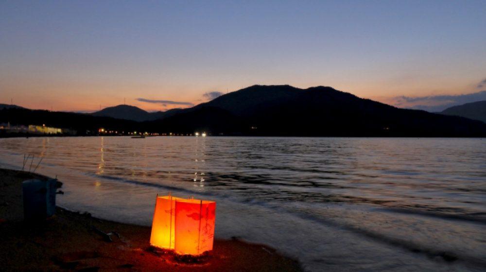 環境保護の意識高く、ロイクラトン祭りの灯籠4割減