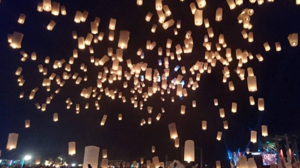 コムローイ祭でチェンマイ空港の発着便約151便が欠航