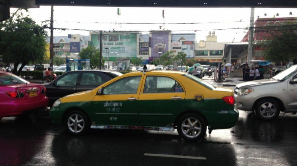 グラブタクシーにキャンセル手数料