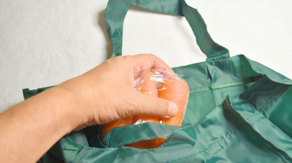 レジ袋規制で8割がエコバッグなど持参も、1割は買い物回数減