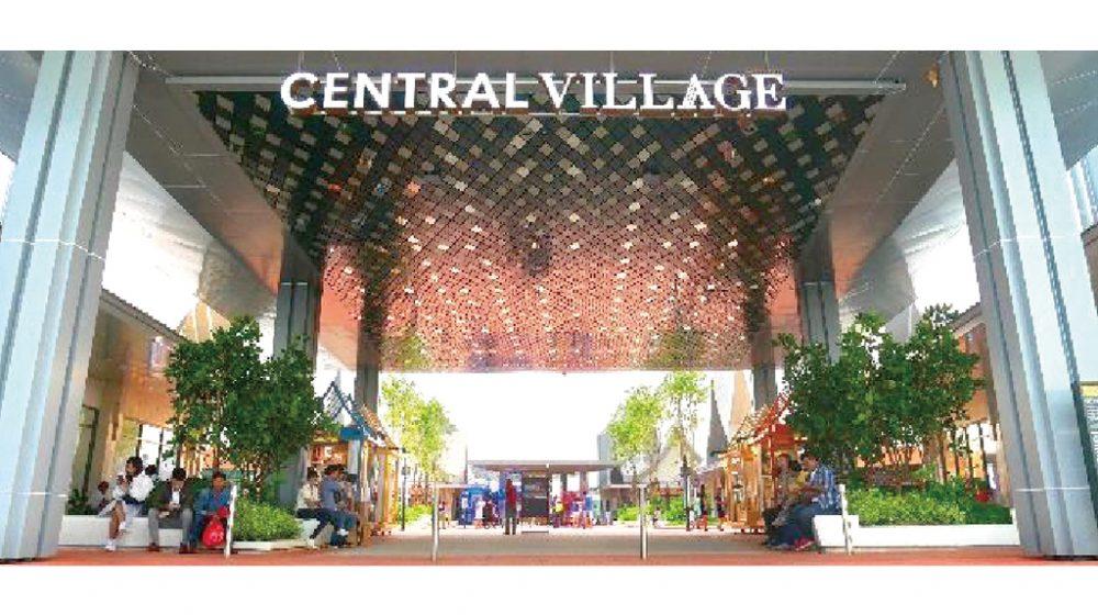 タイで初! アウトレットモール運営 「Central Village」事業に参画 【三菱地所グループ】