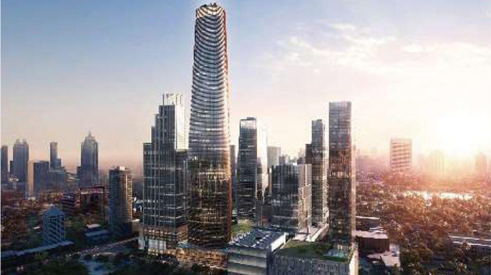 タイ最大級の民間再開発エリアの 都市型地域冷房事業に参画【東京ガスエンジニアリングソリューションズ】