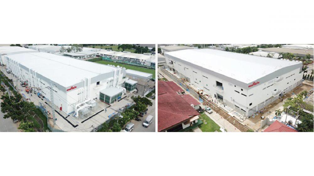 電子部品の需要対応へ、2つの生産棟を竣工【村田製作所】