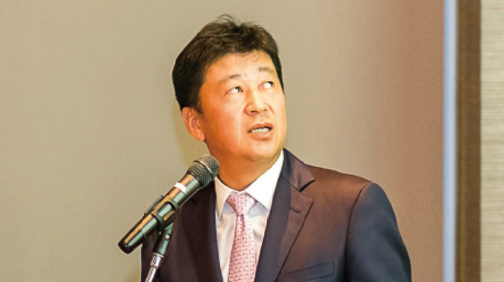 バンコク駐在員事務所開設5周年交流会 ー 山陰合同銀行