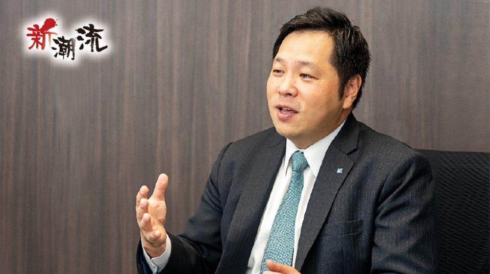 信金中央金庫「グローバル戦略で可能性が広がる」 清田 直人