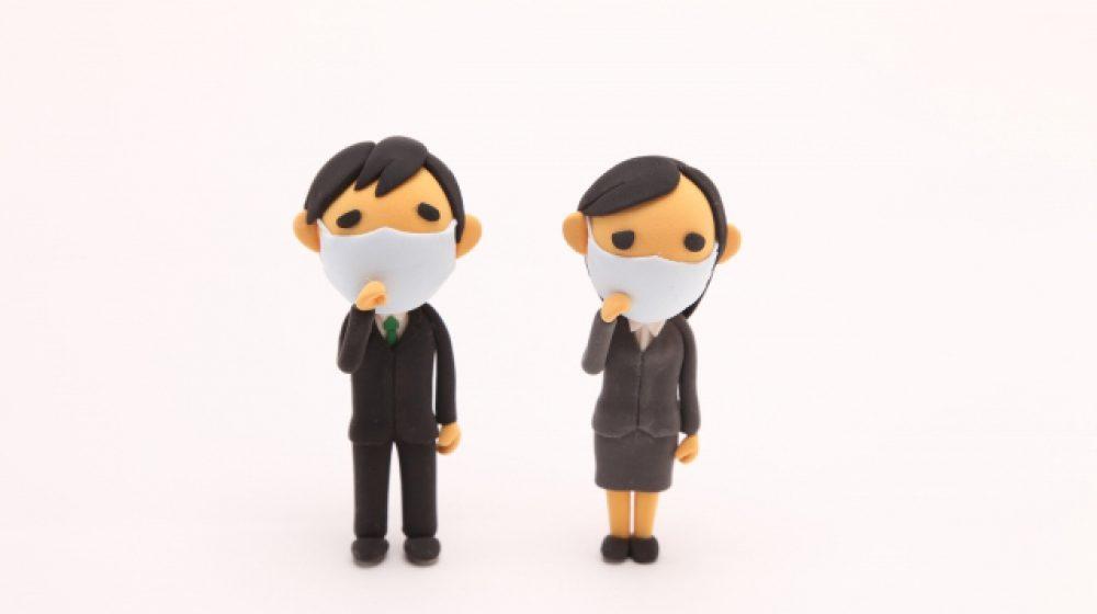 政府がマスクメーカー10社に増産要請