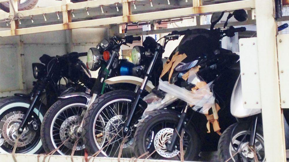 バイクの税金、来年より引き上げ