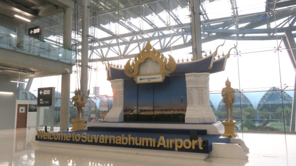 スワンナプーム空港トップ辞任、新型コロナの政府対応に不満