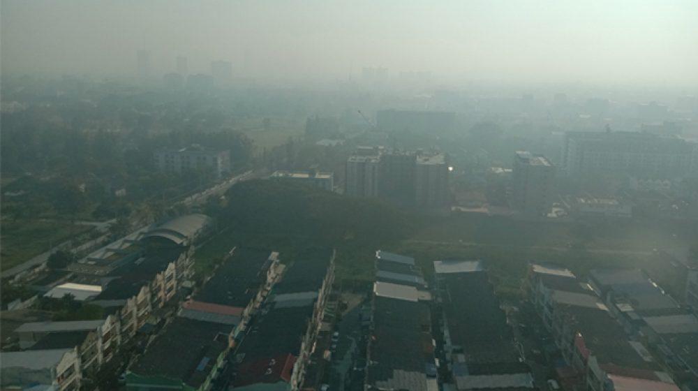 バンコクのPM2.5、20日朝再び濃度上昇