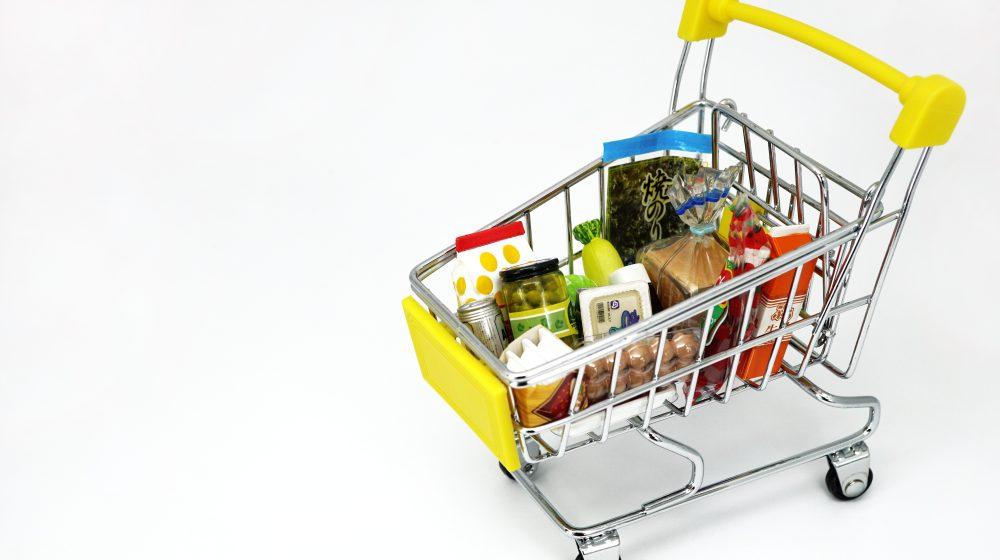 スーパーで客が次々にショッピングカートを放置、原因は1,000B支給政策