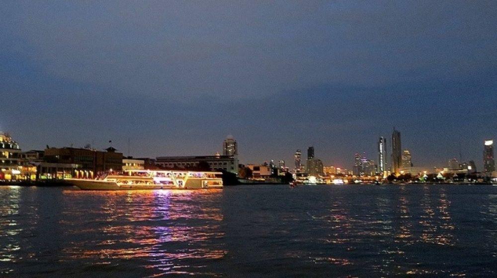 チャオプラヤー川の港湾をPR バンコクの新たな観光名所に