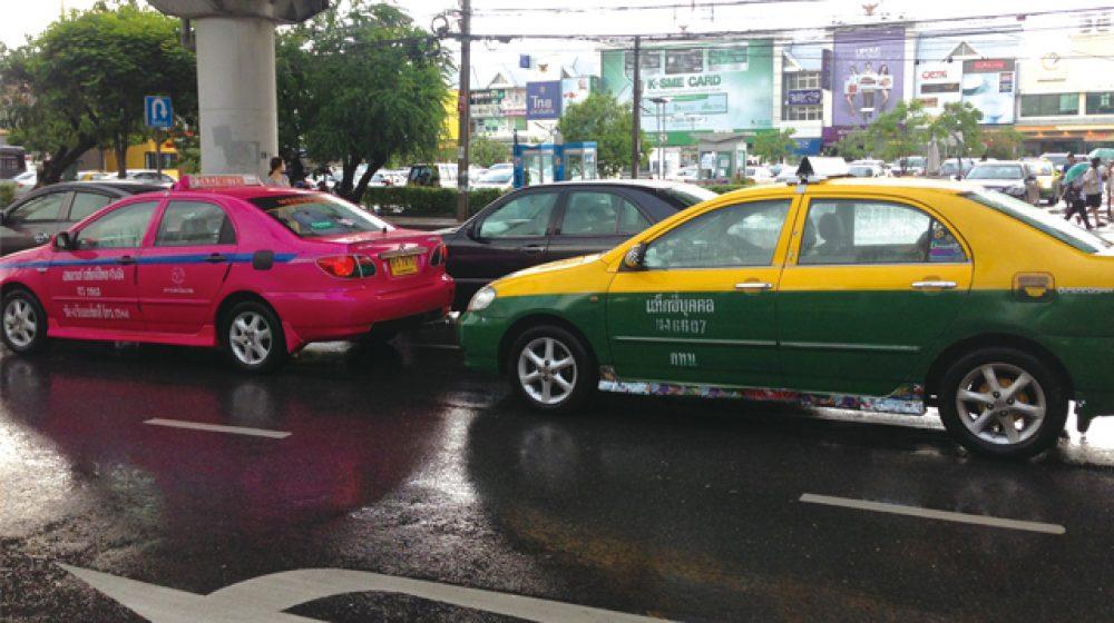 タクシー運賃来月値上げ予定