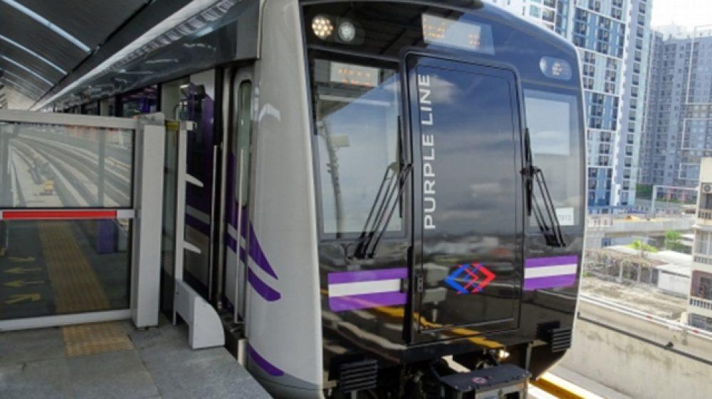 MRTパープルラインで「Feeder Bus」を無料運行