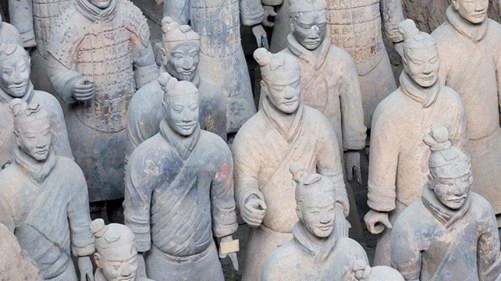 タイで初、「秦始皇帝」展覧会をバンコクで開催中