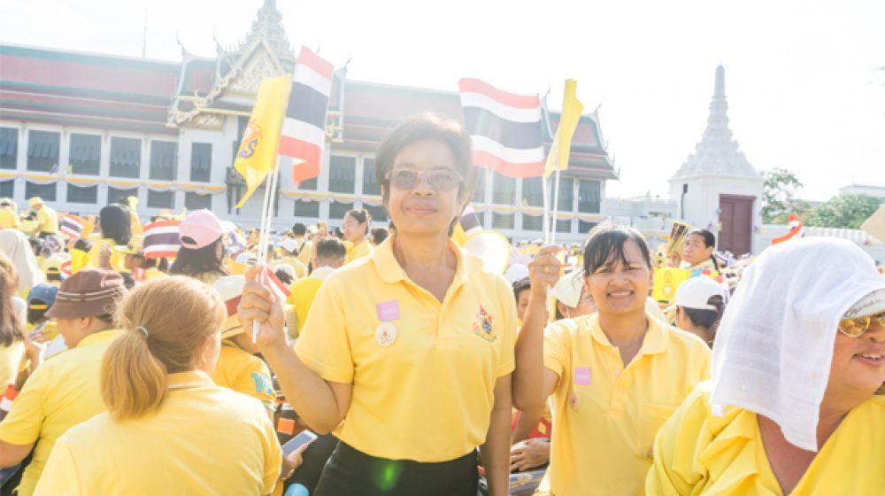 タイ政府、5日の「父の日」は黄色の衣服を着用するよう呼び掛け