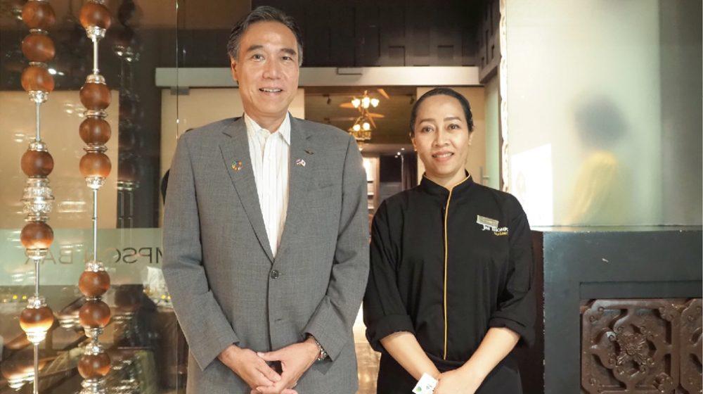 長野県「長野が誇る発酵食品で世界を長寿に」ジムトンプソン・ハウスでPR
