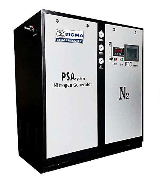 窒素発生器(PSA SYSTEM)