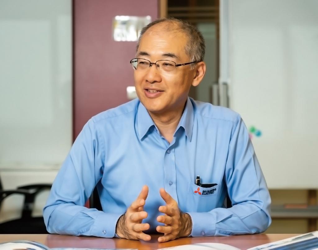 「ITをはじめとしたSI企業と手を組むことで、IoTソリューションをさらに高いレベルに引き上げたい」と川崎氏