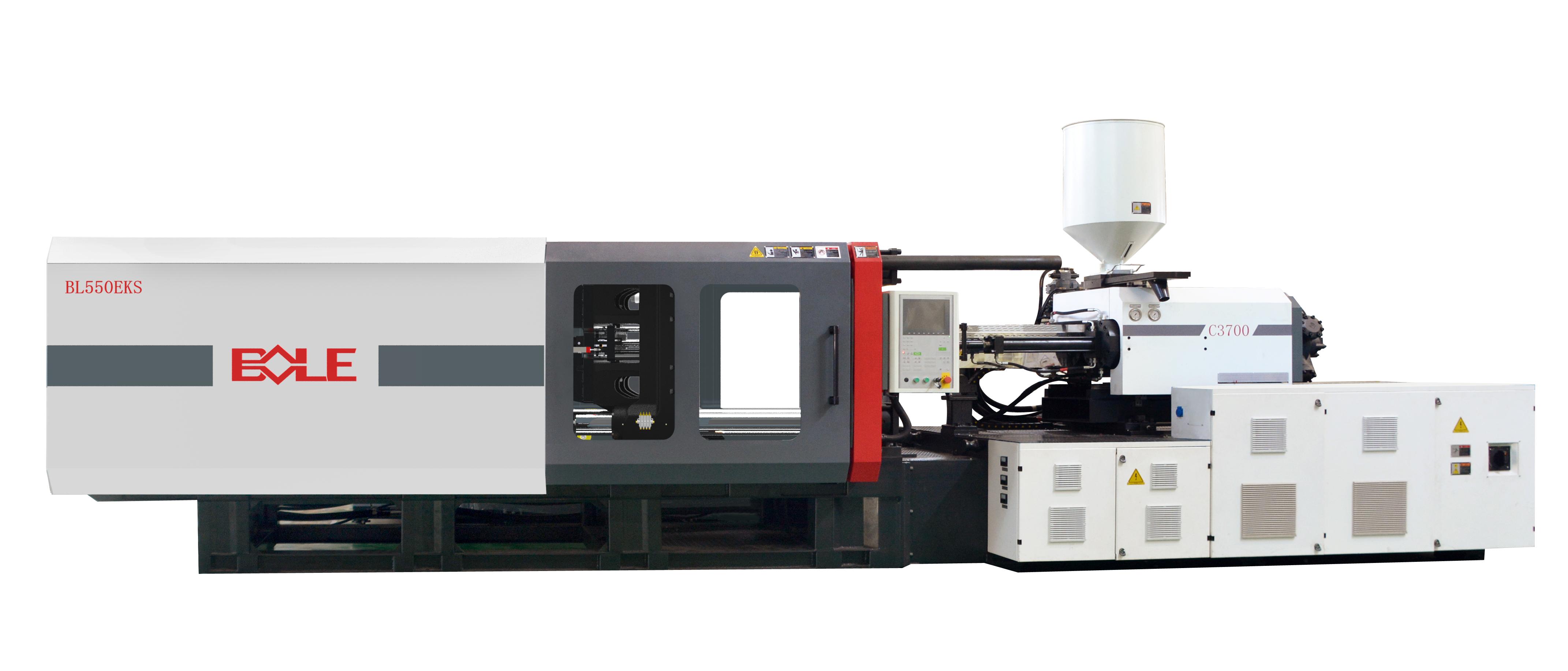 EKS シリーズ: 油圧サーボ省エネ射出成形機(型締力70-4000トン)