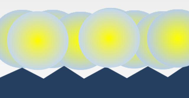一般的な塗料の粒子