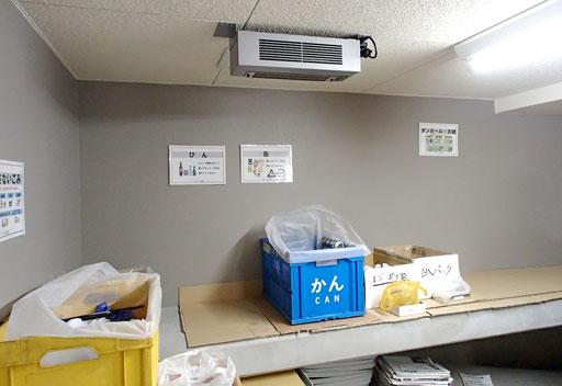 酸素クラスター脱臭装置