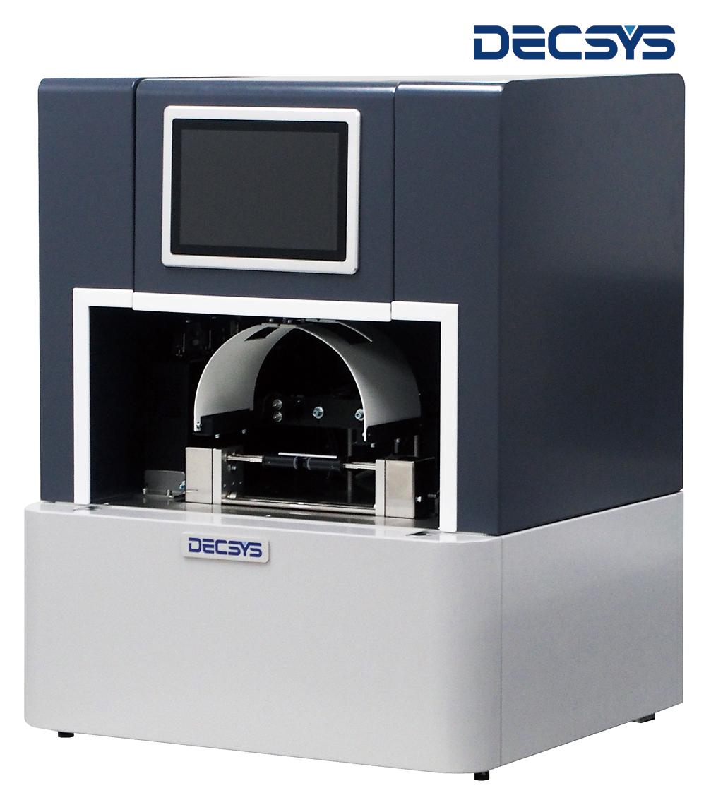人による目視確認を上回る精密な外観検査を可能にした「DECSYS」の標準モデル