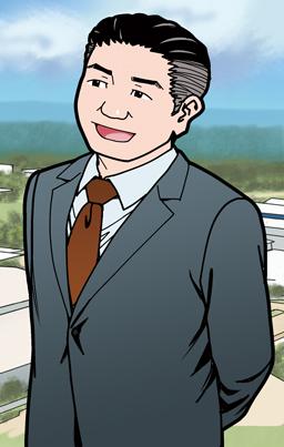ビジネスコンサルタント 福田 淳