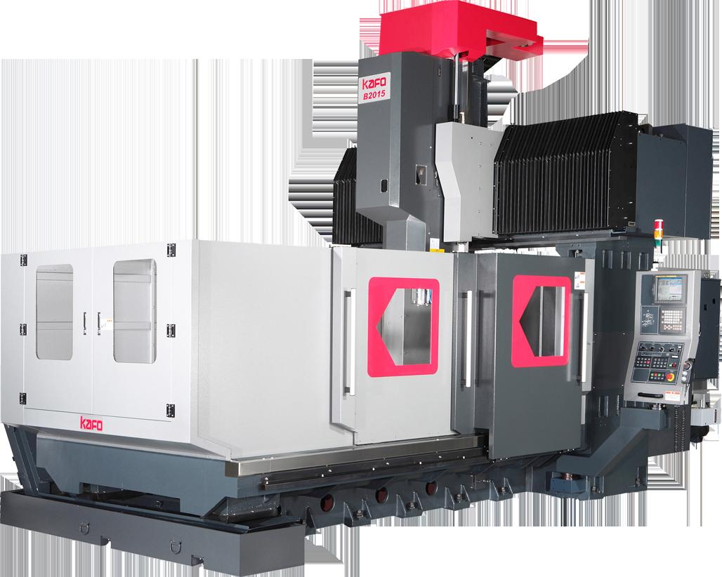 「BMC-2015」CNCダブルカラムマシニングセンタ