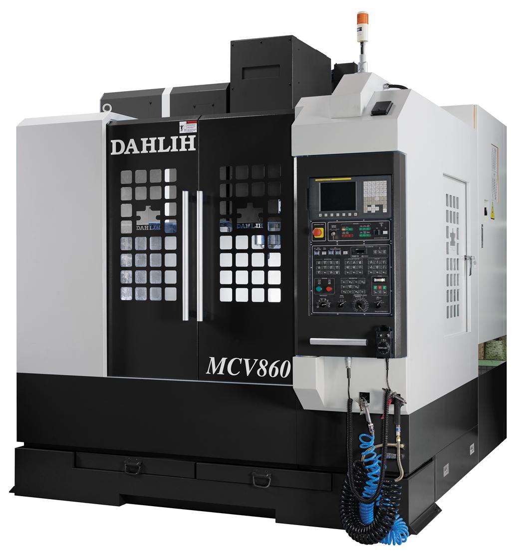 「MCV-860」立型マシニングセンタ