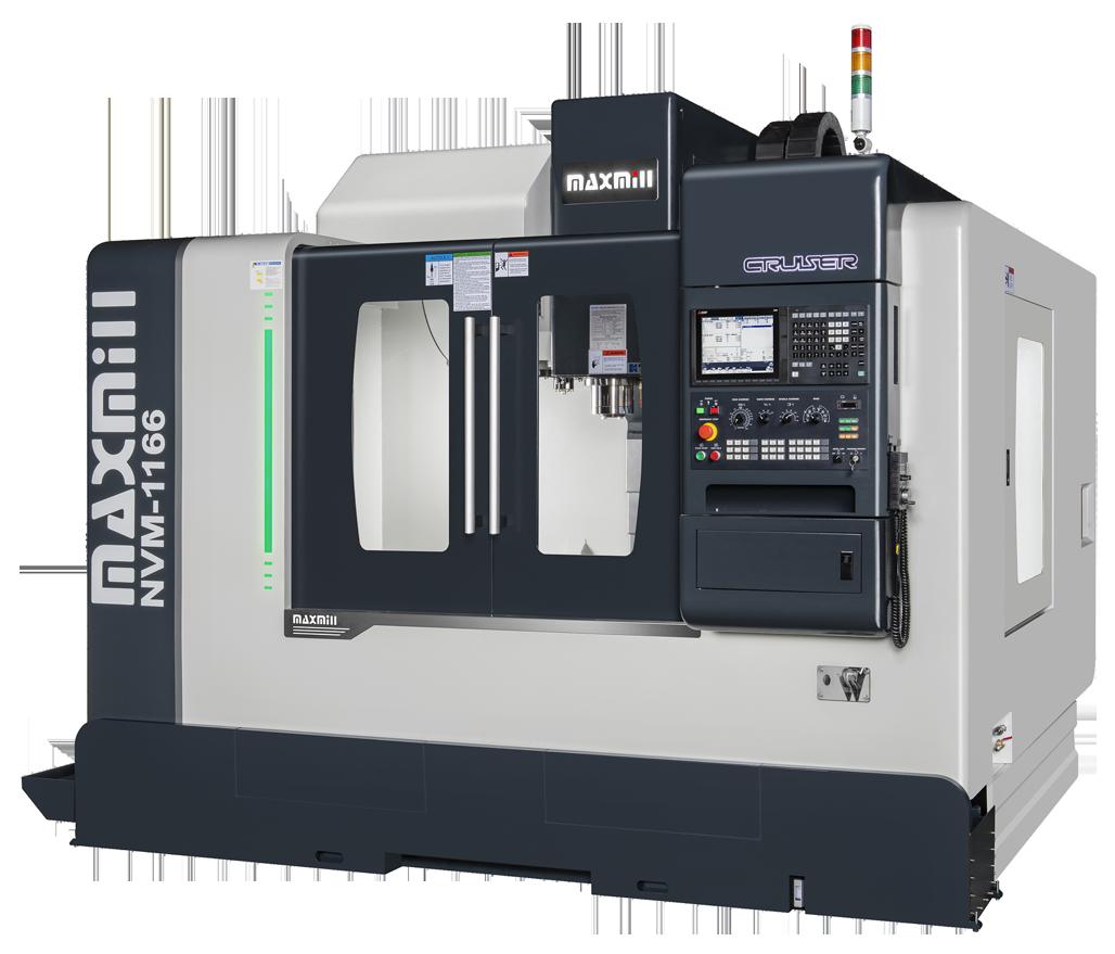 「NVM-1166」CNCマシニングセンタ