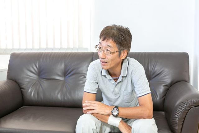 """ผู้บริหารระดับสูงของบริษัท """"Watari (Thailand)"""" ที่ก่อตั้งขึ้นเมื่อปี 2013 """"คุณโอคาบายาชิ"""" ผู้ซึ่งเป็นส่วนสำคัญในการดำเนินกิจการต่างๆ ในประเทศไทย"""