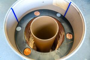上記同様の「炭酸ガス溶接用ワイヤー(250kgパック)」も用意